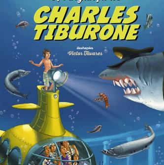 Capa_A vinganca de Charles Tiburone.indd