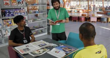 07.08 - Leitura ao Pé do Ouvido - Equipe BVL 3