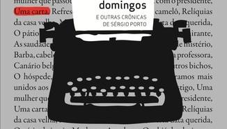 Capa do livro Éramos Mais Unidos Aos Domingos - Sérgio Porto