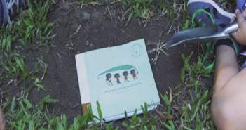 Livro para plantar