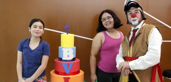 foto de capa do aniversario da bvl