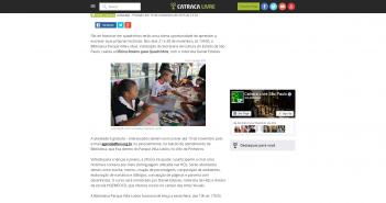 Biblioteca Parque Villa Lobos realiza oficina de roteiro para histórias em quadrinhos   Catraca Livre