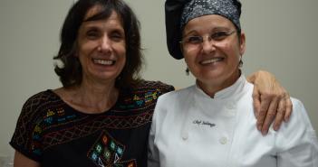 Viagem Gastronômica - Dolores Freixa e Solange Botura - Crédito: Equipe SP Leituras