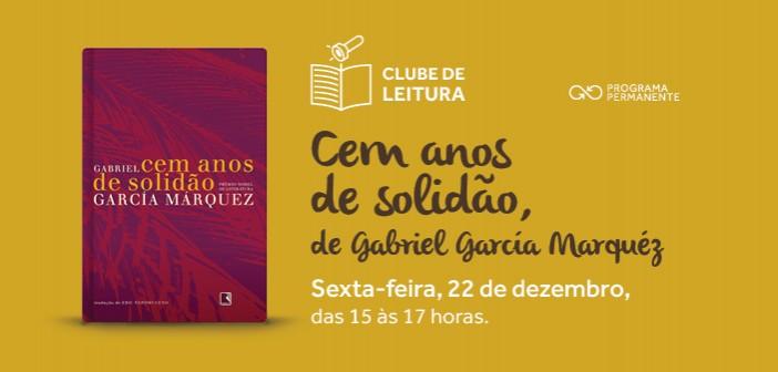22/12: Clube de Leitura