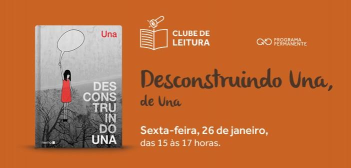26/1: Clube de Leitura