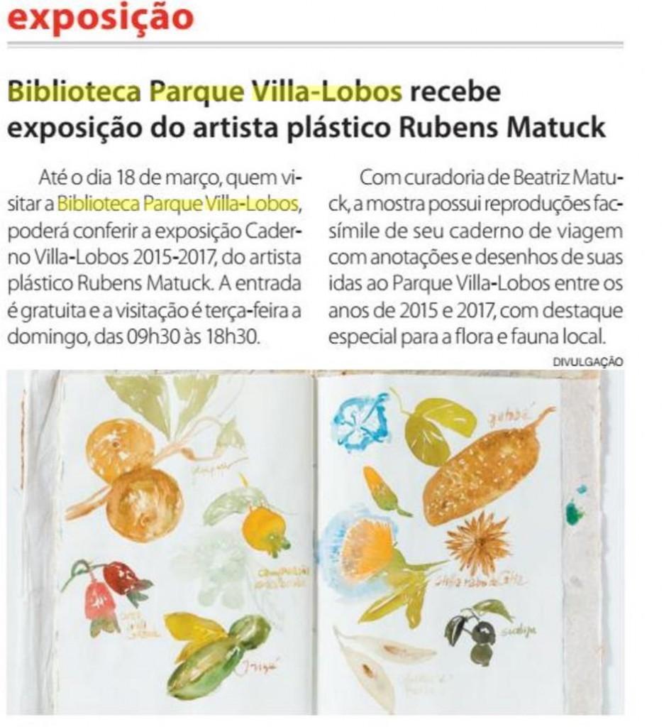 Rubens Matuck - Expo