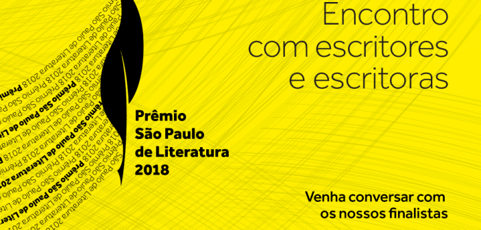 Finalistas do Prêmio São Paulo de Literatura participam de evento na BVL