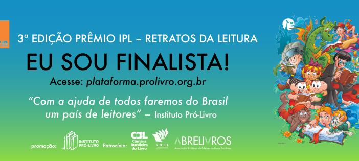 Faça parte da nossa torcida: a BVL é finalista do Prêmio IPL – Retratos da Leitura