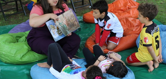 21.10 - Domingo no Parque - Duo Encantado - Equipe SP Leituras 2