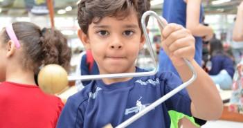 Traga as crianças: outubro está recheado de atividades para elas!