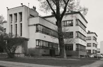 exposição fotográfica de arquitetura modernista de Kaunas - Foto: Gintaras Česonis     Foto: Gintaras Česonis