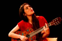 Paula Dugaich. Foto: Rita Araújo.