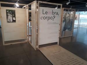 Exposição Lembra, corpo? na BVL. Foto: Equipe SP Leituras.