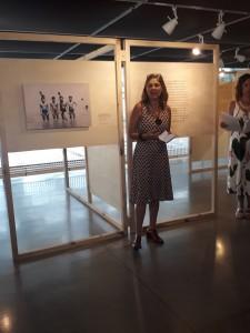 Karen Worcman, fundadora e curadora do Museu da Pessoa. Foto: Equipe SP Leituras.