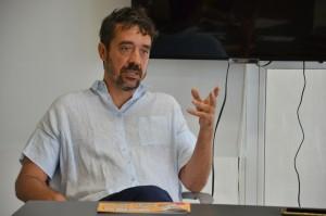 Gustavo Piqueira Foto:Equipe SP Leituras