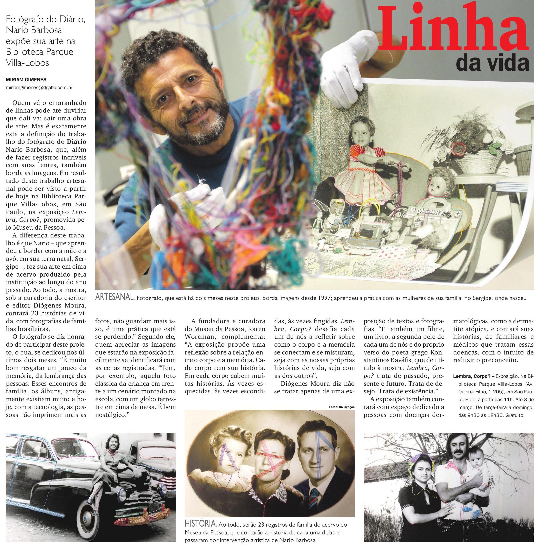 Reprodução / Diário do Grande ABC / Cultura & Lazer