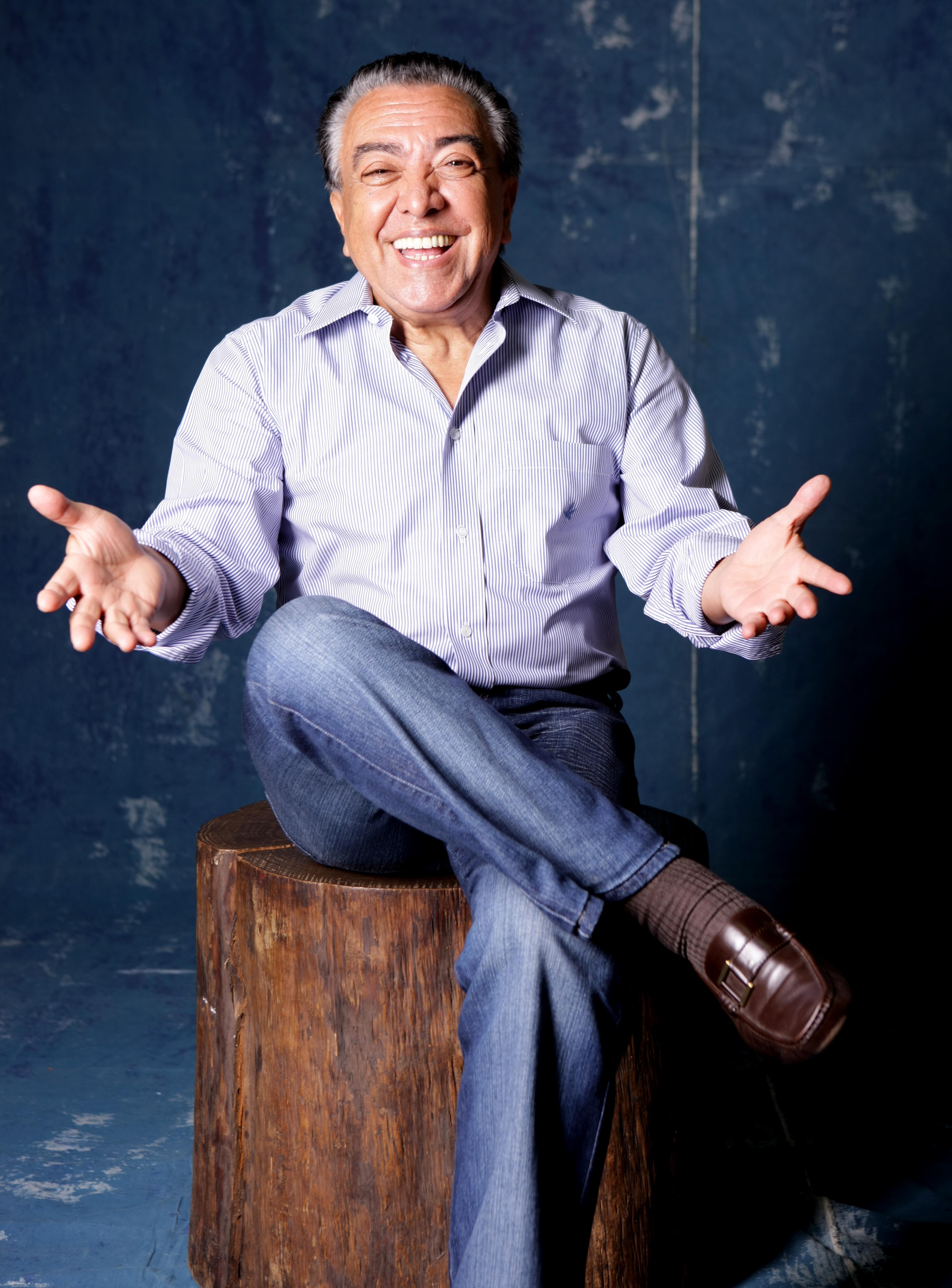 Mauricio Sousa. Foto Lailson dos Santos.