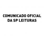 Confira nota oficial da SP Leituras sobre contingenciamento na Cultura