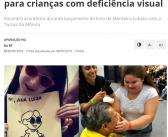 Evento com Mauricio de Sousa é tema de matéria em blog de HQ
