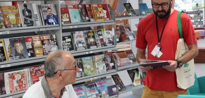 Venha conhecer o programa Leitura ao Pé do Ouvido, a dica do mês