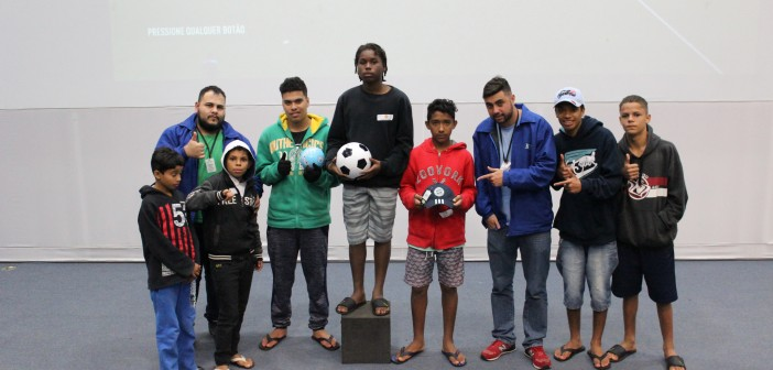 Campeonato de Futebol Digital agita as férias na BVL