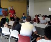 Criar personagens foi missão dos participantes de oficina de escrita literária