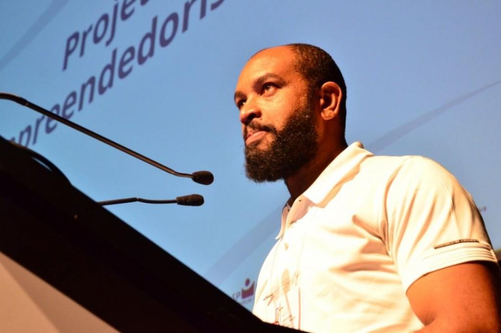 Genésio Manoel, gerente de Programação e Produção da SP Leituras. Foto: SP Leituras.