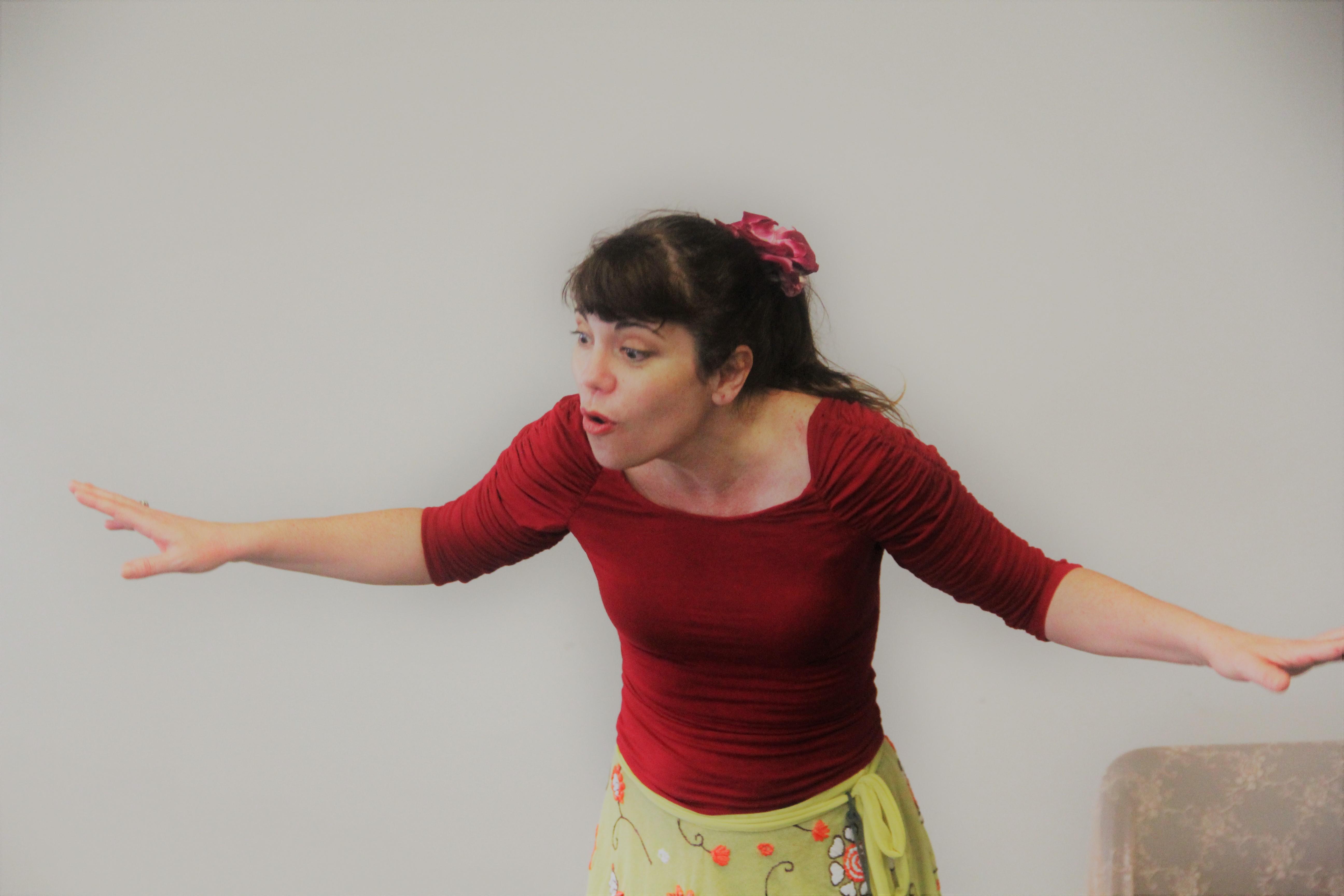 Lilian Marchetti. Foto: Flora Marchetti.