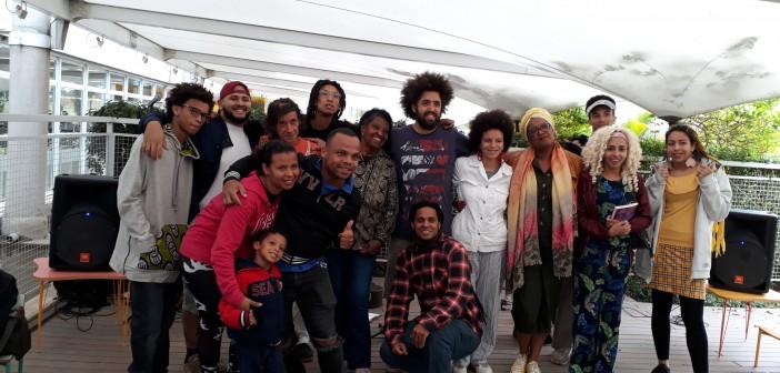 Sarau Afrobase. Foto: Equipe SP Leituras.
