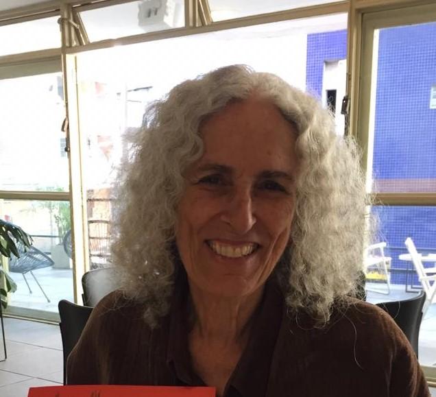 Christina de Castro Mello. Foto: Arquivo pessoal.