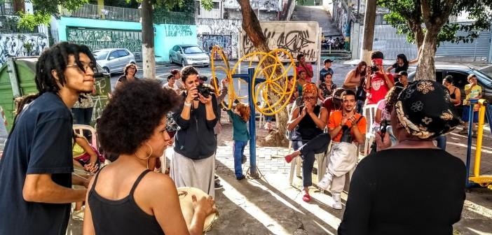 BVL recebe Sarau Afrobase no domingo, 22 de setembro