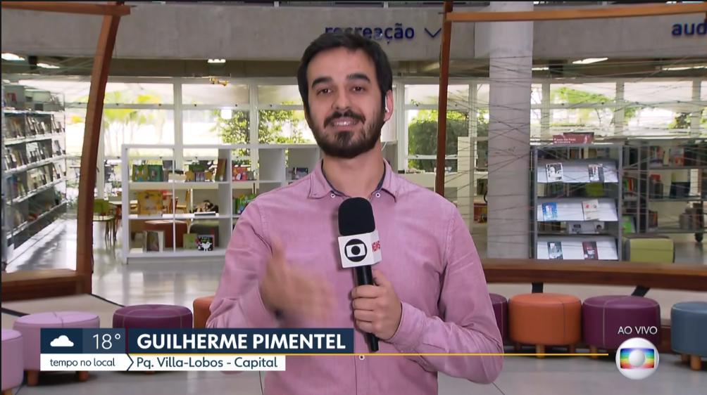 Foto: Reprodução / Bom Dia SP / TV Globo.