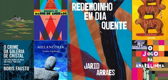 Associação Paulista de Críticos de Arte premia sete obras na categoria Literatura