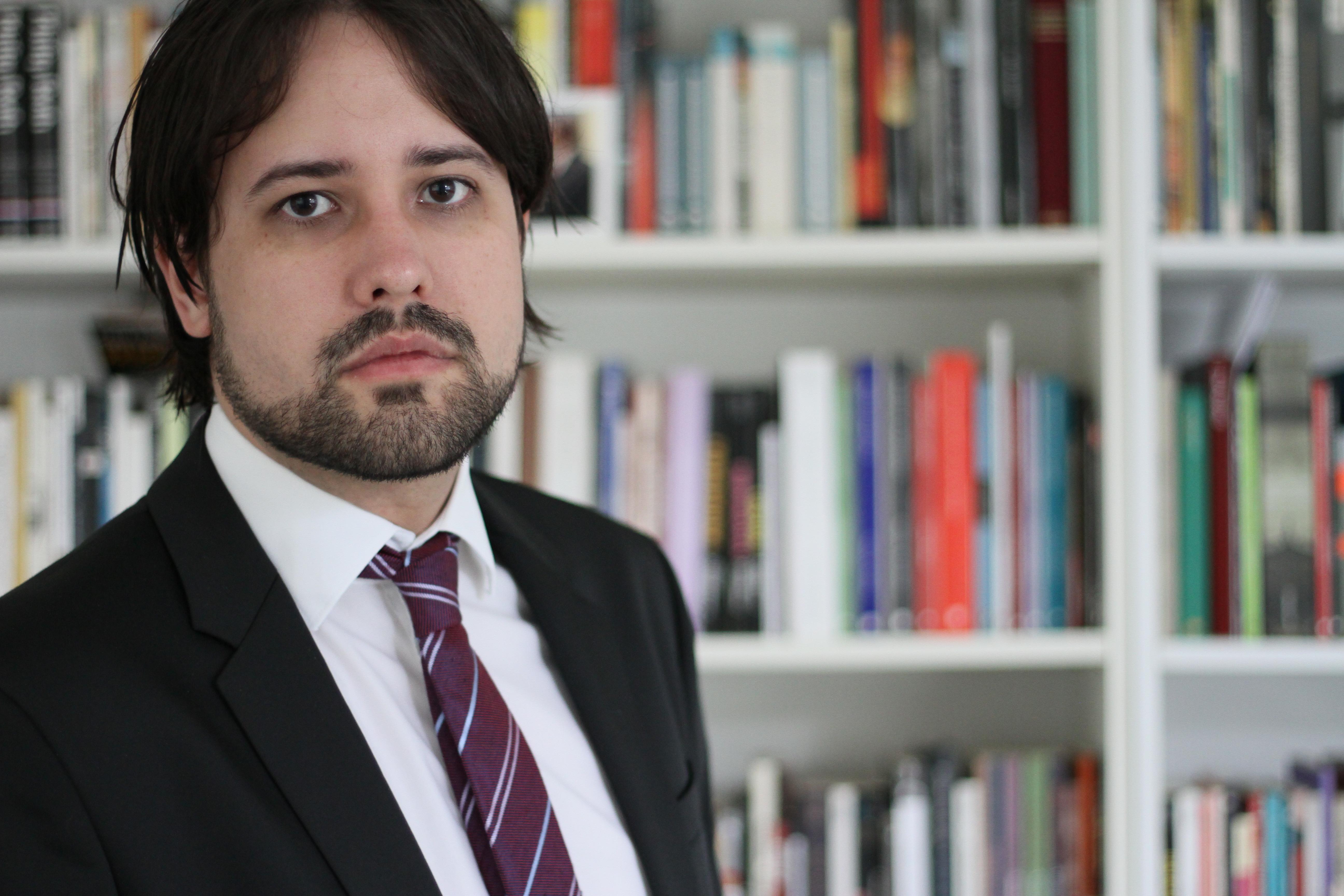 Felipe Franco Munhoz. Foto: Helena Franco.