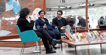Dia do Livro Infantil: bate-papo sobre criação com Stela Barbieri e Fernando Vilela