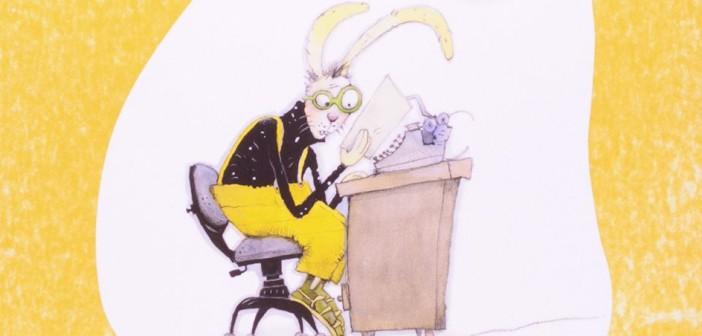 Um convite para conhecer melhor o coelho poeta criado por Eva Furnari