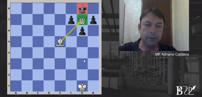 Oficina online de xadrez dá exemplos de mates históricos