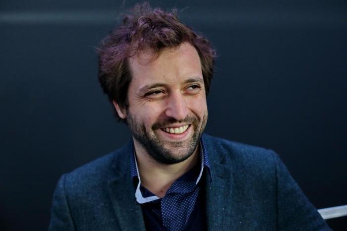 O ator, humorista e escritor Gregorio Duvivier. Foto: Júlio Cordeiro.