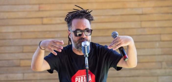 Renan Inquérito promove passeio pela cena histórica do Hip-Hop em oficina