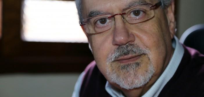 Luiz Antonio de Assis Brasil. Foto: Douglas Machado.