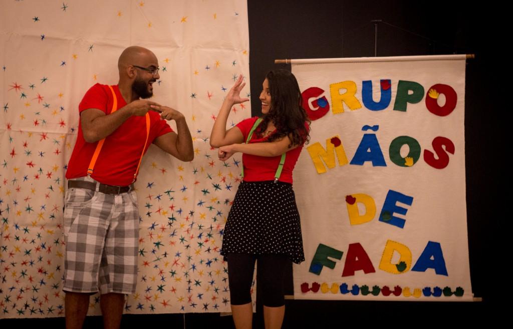 Grupo Mãos de Fada. Foto: Daniel GTR.