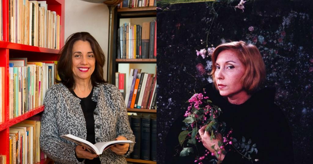 Fotos: Nádia Batella/ João Avelino; Clarice Lispector/ Maureen Bisilliat