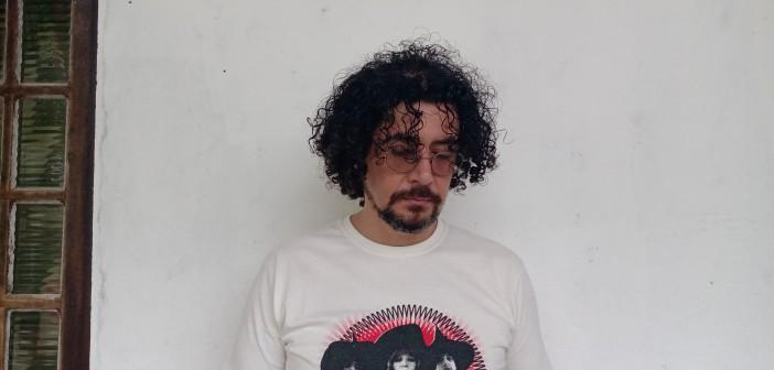 Fabiano Fernandes Garcez. Foto: Aline Araújo.