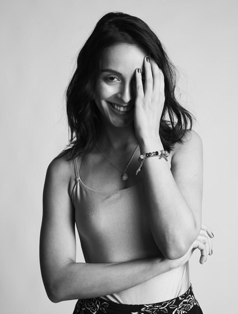 Aline Bei. Foto: Lorena Dini.