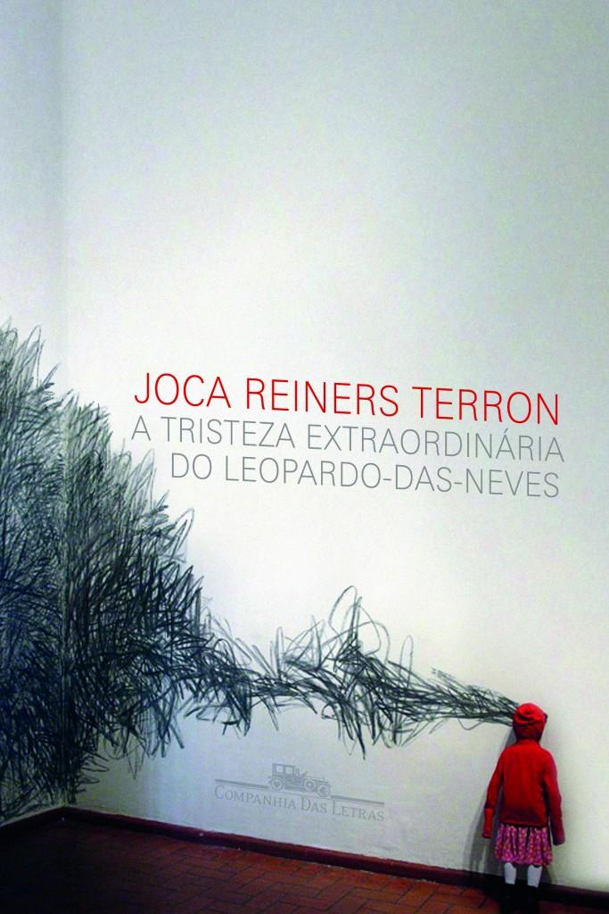 Capa do livro_tristeza extraordinaria do leopardo das neves