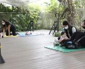 Traga os pequenos para nossas sessões do programa Lê no Ninho