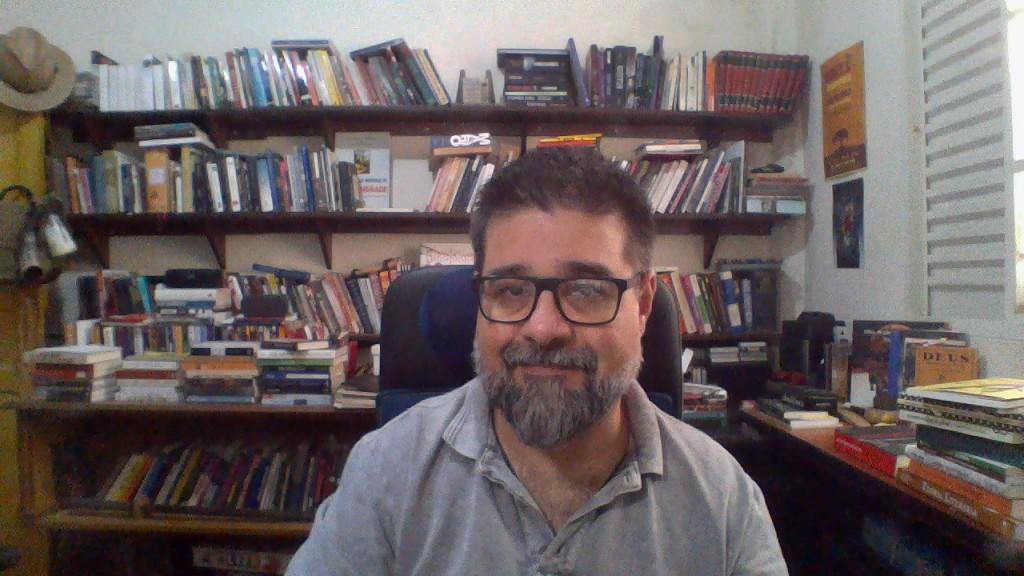 Fábio Martinelli Casemiro. Foto: Arquivo pessoal.
