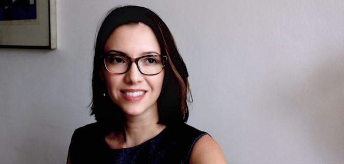 Laura Erber participa do Segundas Intenções na noite de 26 de julho