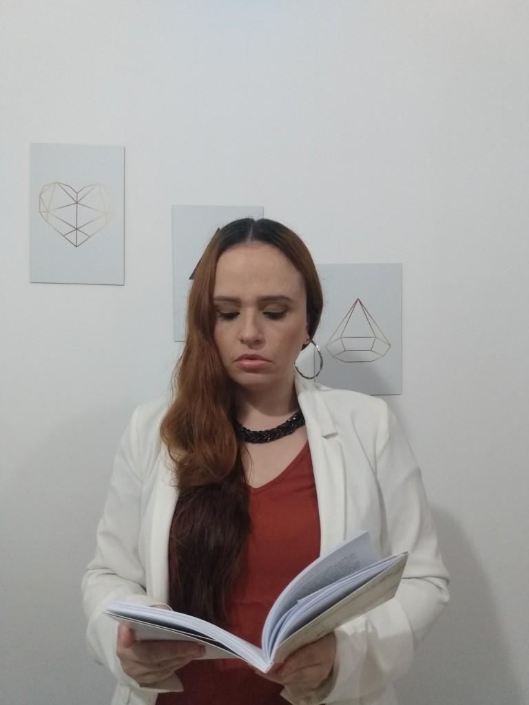 Naiara Costa dos Santos. Foto: Nicolas W P. Leal.